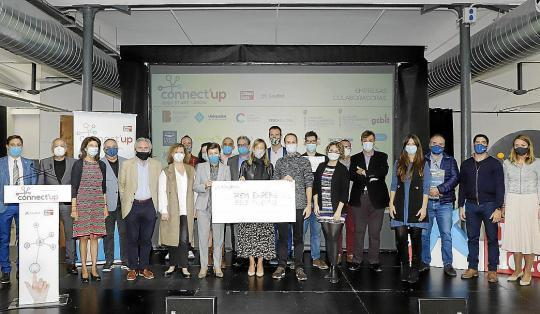 Los premios Connect'Up Start & Grow 2020 se hacen realidad