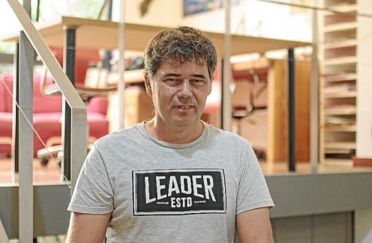 El arquitecto Jaume Bennàssar.