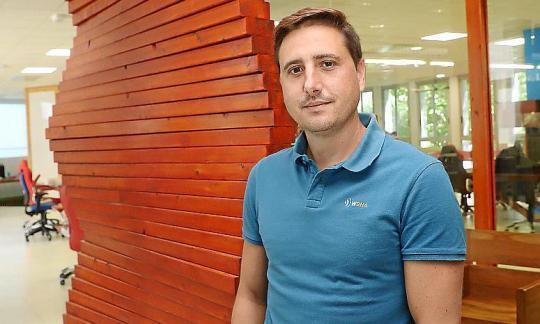 El vicepresidente GsBIT, José Mañas.